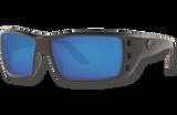 Permit Polarized Glass 580 Sunglasses - Blackout/Blue Lightwave Glass