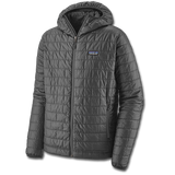 Patagonia Men's Nano Puff Hoody - Forge Gray