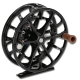 Ross Evolution LTX Fly Reel - Black (front)