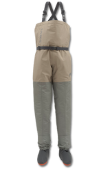 Simms Kid's Tributary Wader - Tan