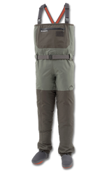 Simms Freestone Stockingfoot Wader - Dark Gunmetal