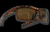 """TFS Polarized """"Marsh"""" Sunlasses - Tortoise/Brown"""