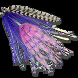 Barred Ostrich Intruders - Pink/Purple