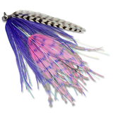Barred Ostrich Intruders - Pink/Purple