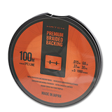 Hatch Premium 8-Braid Poly Backing - 100 Meters