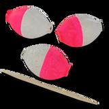 Jaydacators™ - White/Pink - Medium