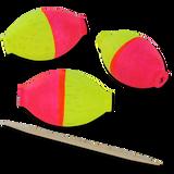 Jaydacators™ - Yellow/Pink - Large