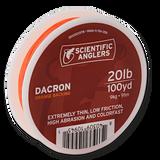 Scientific Anglers Dacron Backing - Orange