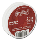 Scientific Anglers Dacron Backing - White