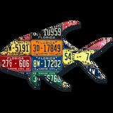 Florida Permit License Plate Art
