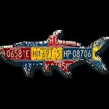 Cuba Tarpon License Plate Art