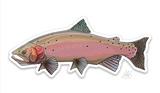Casey Underwood Fish Decal - Lohanton Cutthroat