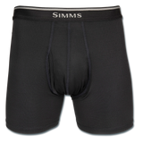 Simms Cooling Boxer Briefs - Carbon
