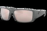 Blackfin Pro Polarized Glass 580 Sunglasses - Matte Black/Copper Silver Lightwave Glass