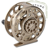 The Fly Shop's L2a Fly Reels - Back