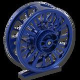 Galvan Torque Fly Reels - Blue (Back)