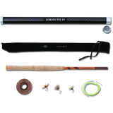 Tenkara Sawtooth Rod Package