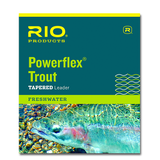 Rio Knotless Tapered Trout Leaders - Single Pack