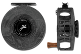 Abel SDS Series Reels - Underwood Graphic - Slate