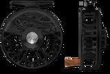 Abel Vaya Series Reels - Underwood Graphic - Black