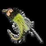 Mercer's Beaded Z Wing Caddis - CB Green