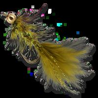 Beadhead Crystal Buggers - Olive #8