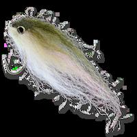 JR's Baitfish - Rainbow #2/0