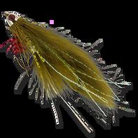 CH Kiwi Muddler - Olive #4