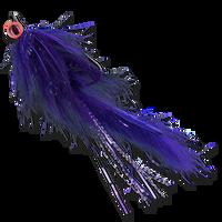 Hareball Leeches - Purple