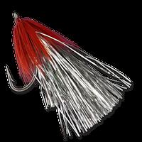 Karluk Flash Fly - Silver/Red #2