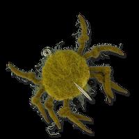 Money Crab - Olive #6