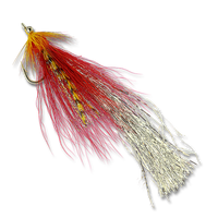 Flashtail Whistlers - Yellow/Red #3/0