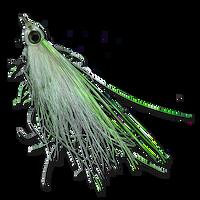 Masked Minnow - White/Green