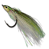Sea Habit Bucktail - Sardine #2/0