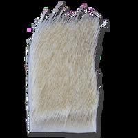 Elk Hair - Bleached