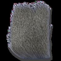 Elk Hair - Medium Dun