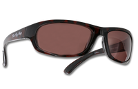 "TFS Polarized ""Permit"" Sunlasses - Brown Tortoise/Copper"