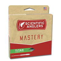 Scientific Anglers Mastery Titan Floating Fly Line