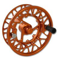 Galvan Brookie Spare Spool - Burnt Orange