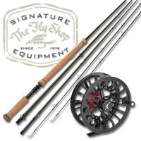 The Fly Shop's Signature Spey Rod/Reel/Line Outfits