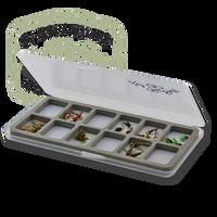 TFS Ultra Thin Slim Jim Fly Box - 12 Compartment
