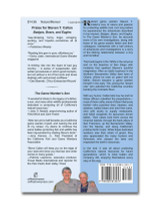 The Game Warden's Son - Back Cover