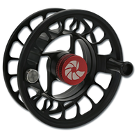 Nautilus X-Series Spare Spools - Brushed Black Anodized