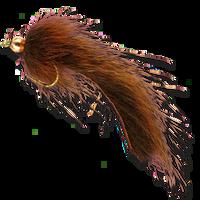 Pine Squirrel Leech - Brown