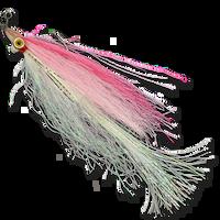 Flashtail Minnow - White/Pink