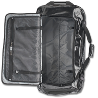 Patagonia Black Hole® Wheeled Duffel Bag - Open