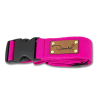 Damsel Fly Fishing Wading Belt - Hot Pink