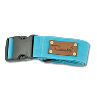 Damsel Fly Fishing Wading Belt - Sky Blue