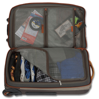 Fishpond Teton Rolling Carry-On - Open