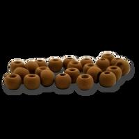 Firehole Stones (Tungsten Beads) - Almond Joy